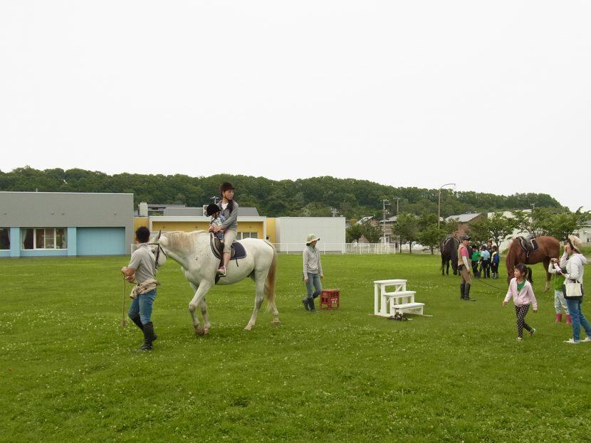 町民乗馬の集い